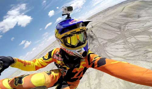 GoPro event example