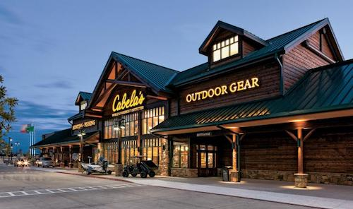 Cabela's event example