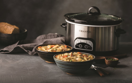 Crock-Pot event example