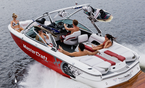 MasterCraft event example