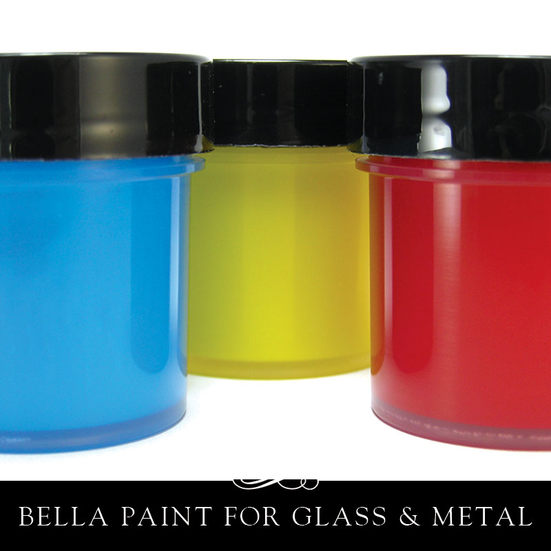 Bella Paint for Glass