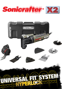 The Only Truly Universal Oscillating Tool