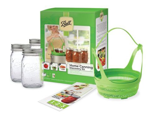 Ball Canning Beginner Kit