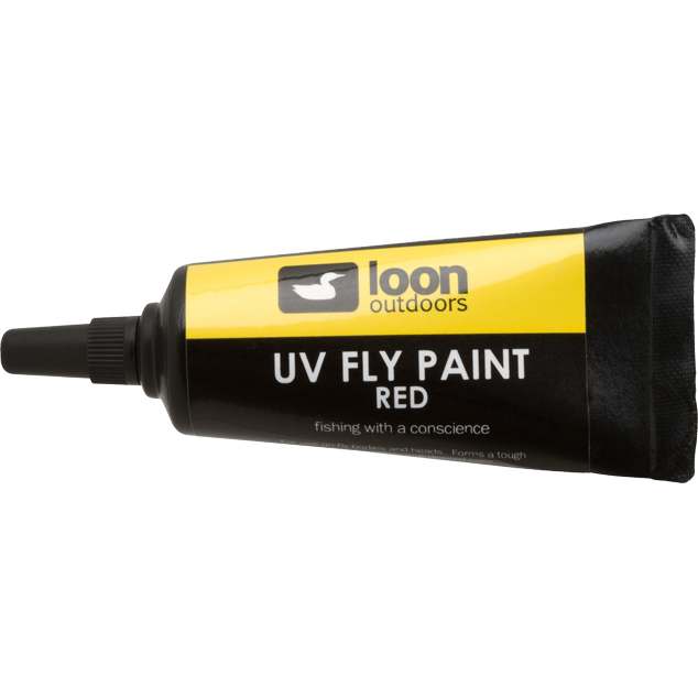 UV Fly Paint - Red