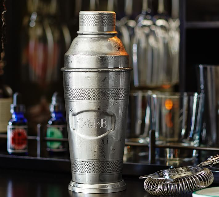 Speakeasy Cocktail Shaker