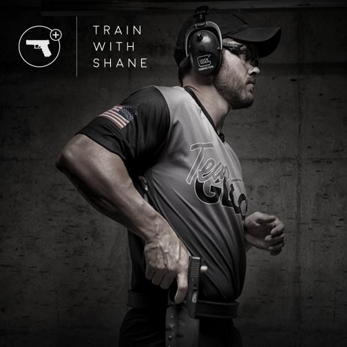 You and a Friend Can Win a Private Lesson with Shane at GLOCK HQ