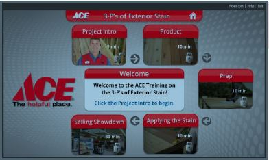 Ace Learning Place Exterior Stain Resourses