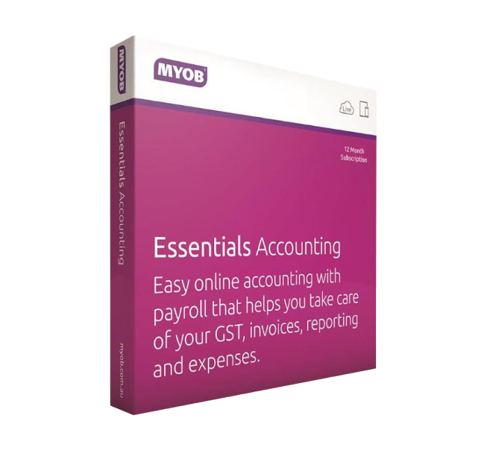 MYOB Essentials