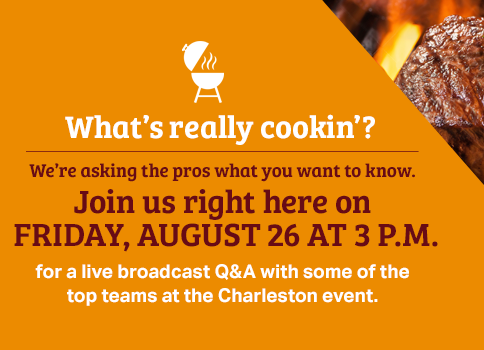 Sam's Club National BBQ Tour – BBQ&A Live Broadcast